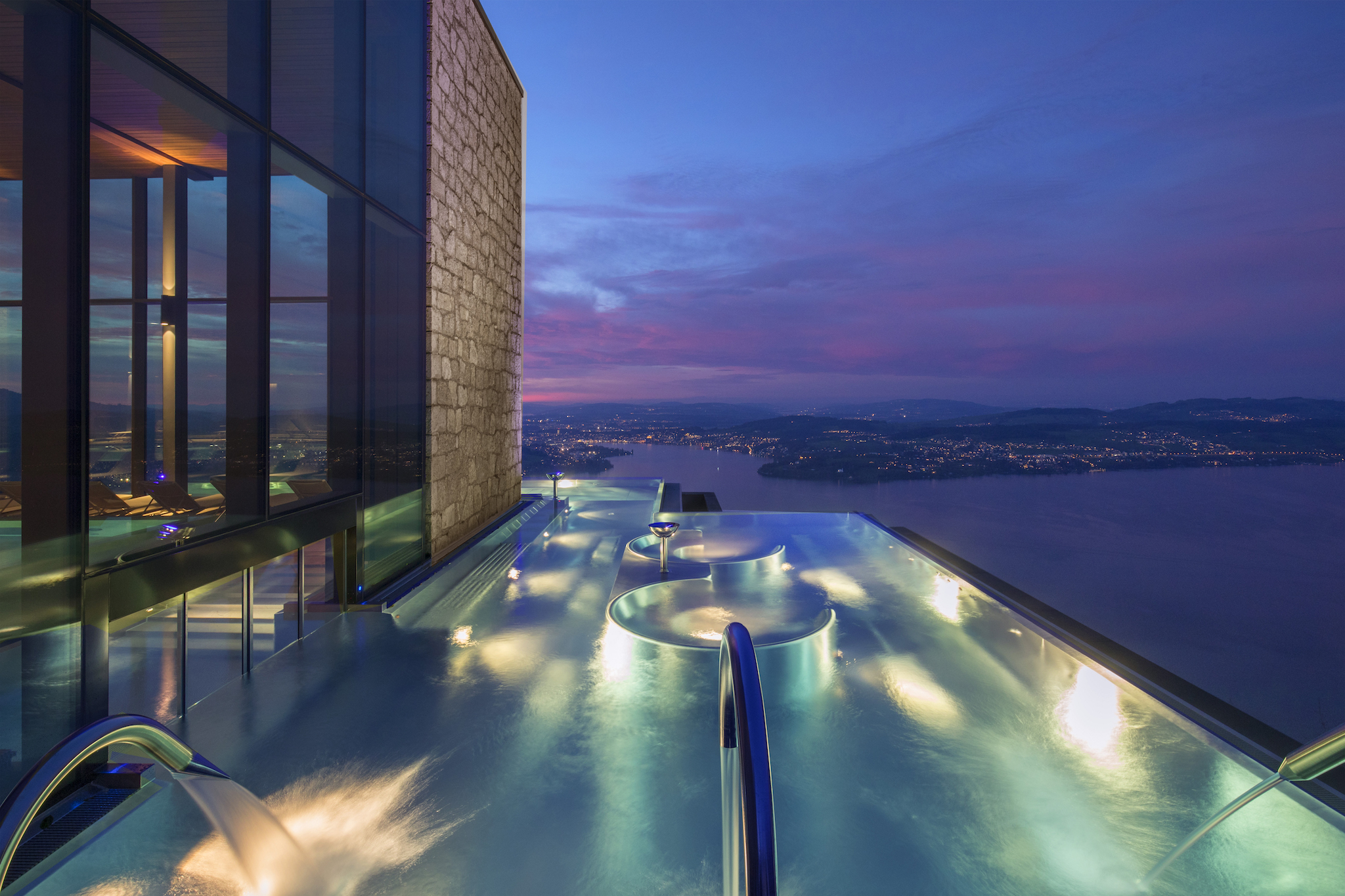 Bürgenstock Hotel & Alpine Spa, for Swiss staycation campaign