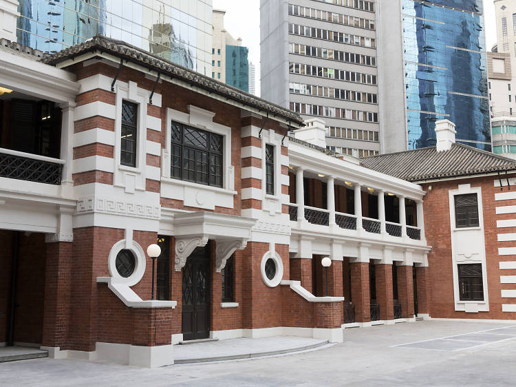 Tai Kwun is more than just a old building complex
