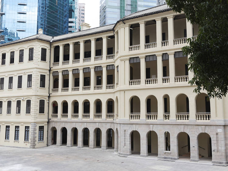 It's the biggest conservation project in Hong Kong
