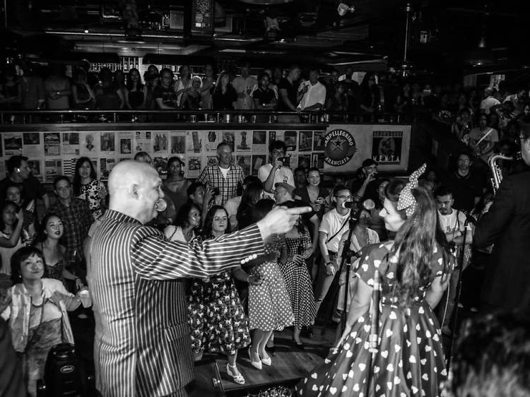 The Red Stripes – In the Ska East