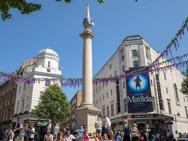 Win a weekend stay in Seven Dials