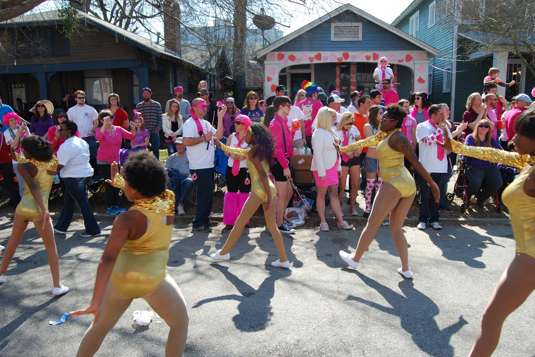 Spanish Town Mardi Gras
