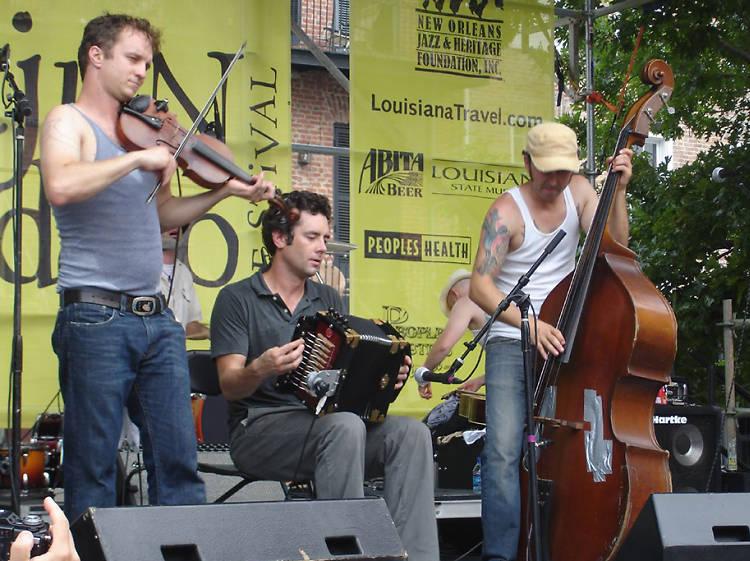 Cajun French Music Association