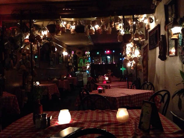 Pinetta's European Restaurant