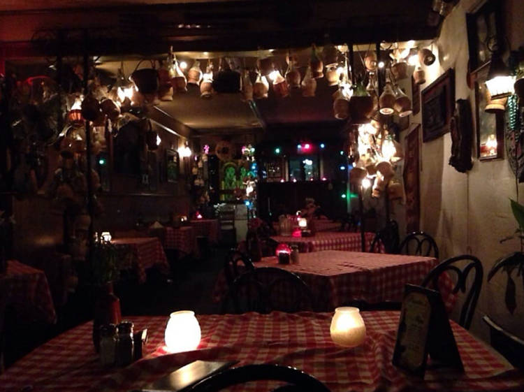 Pinetta's European Restaurant