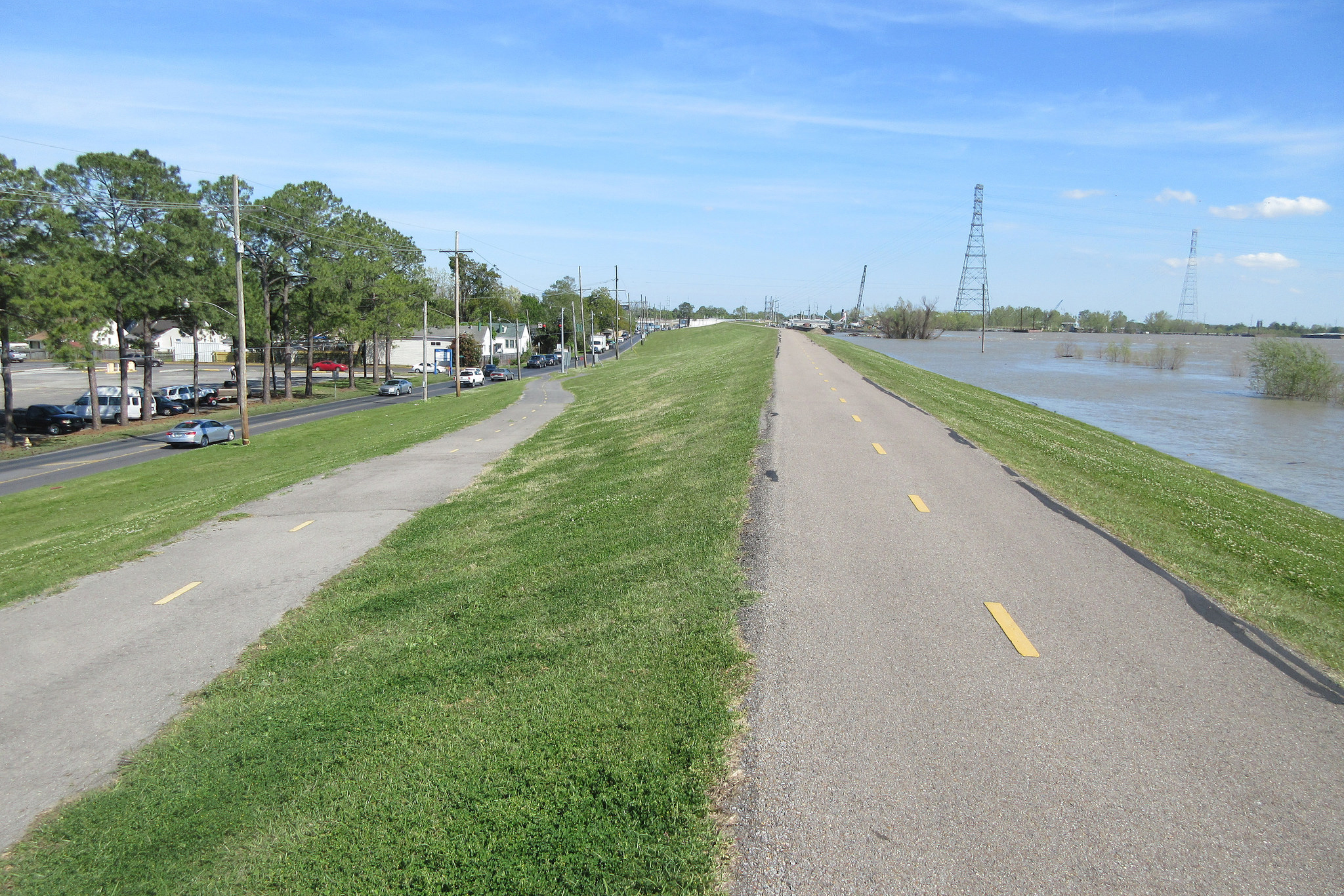 River Road Levee
