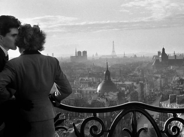La plus grosse rétrospective de Willy Ronis à Paris, et gratuite