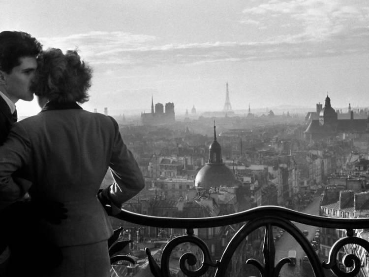 La plus grosse rétrospective de Willy Ronis à Paris
