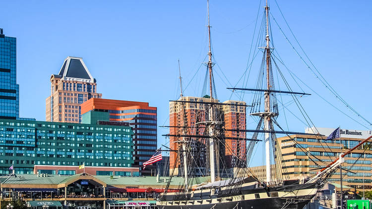 The ultimate guide to Baltimore