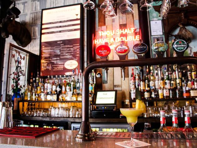 The Cornershop Bar