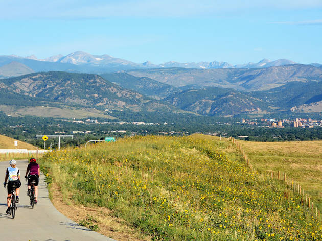 The ultimate guide to Boulder