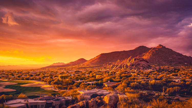 The ultimate guide to Scottsdale