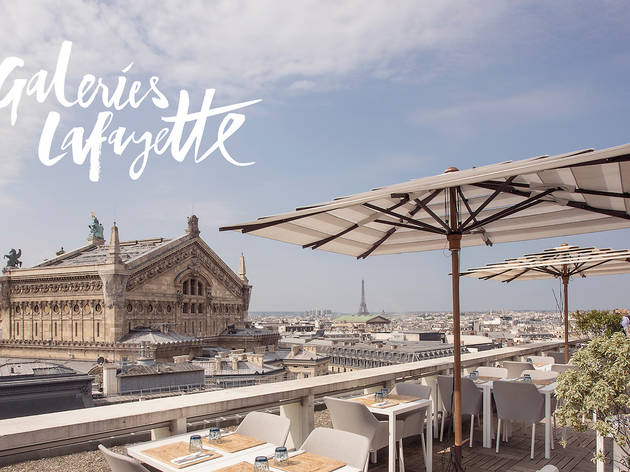 5 unmissable activities at Galeries Lafayette Haussmann