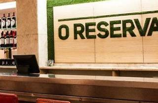 O reserva