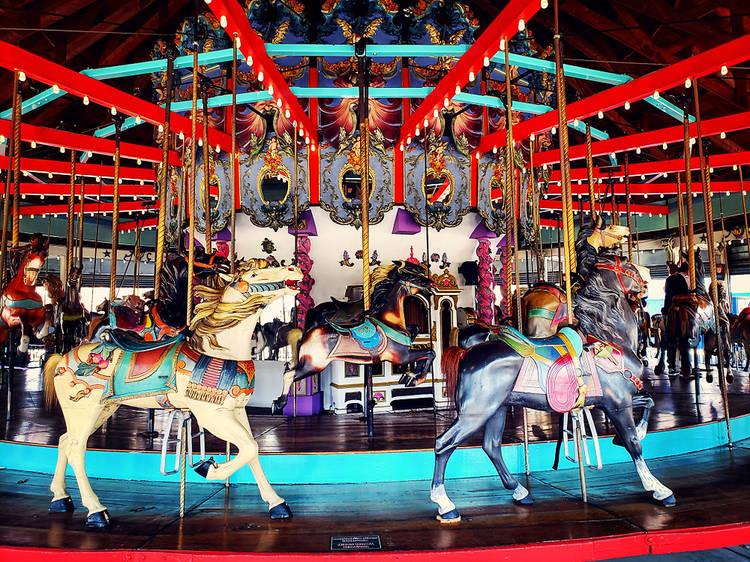 Forest Park Carousel