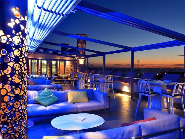 Skyline Rooftop Bar Bars And Pubs In Venice