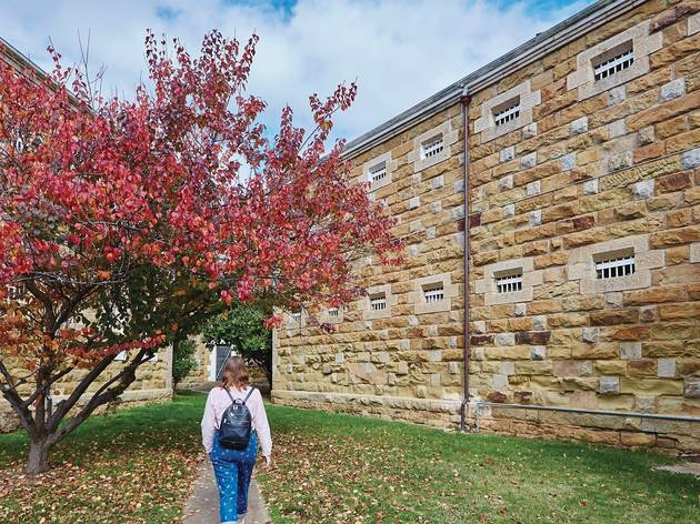 Old Castlemaine Gaol (Photograph: Supplied)