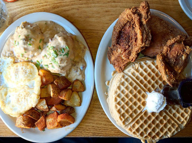 Lolo's Chicken and Waffles