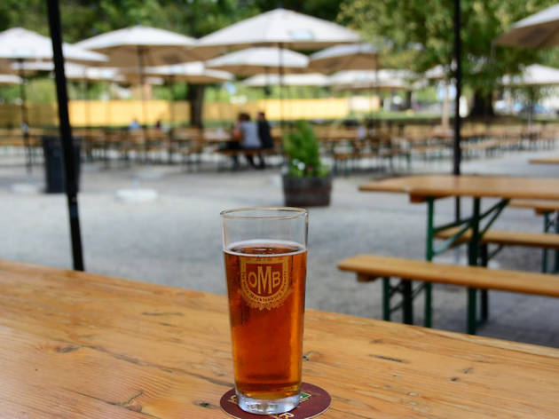 Olde Mecklenburg Brewing Company