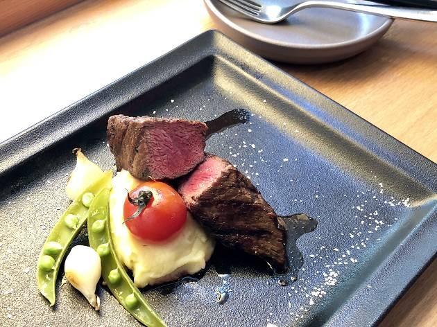 Top Blade Steak Lab