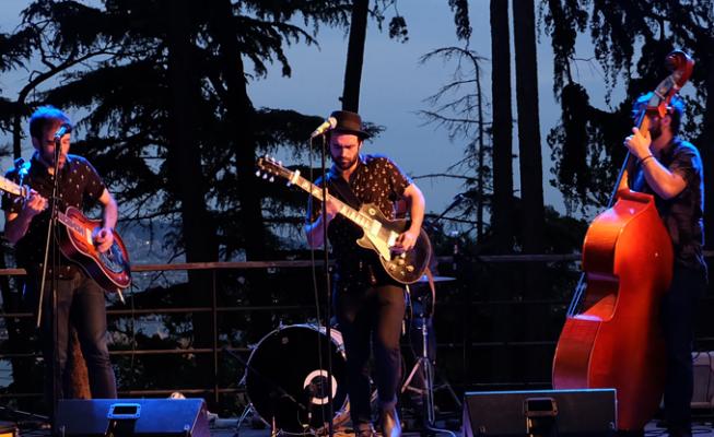 Blues Nights at Poble Espanyol 2018