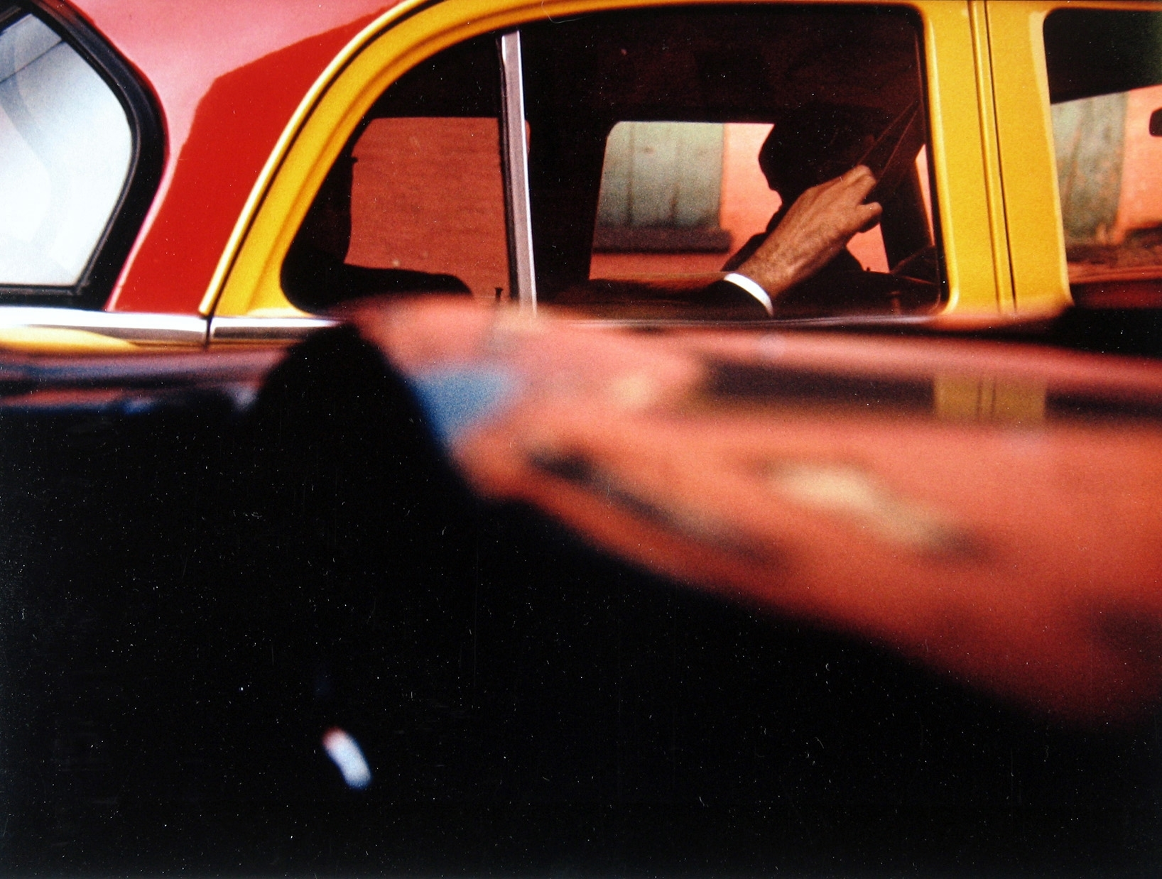 Saul Leiter. In Search of Beauty