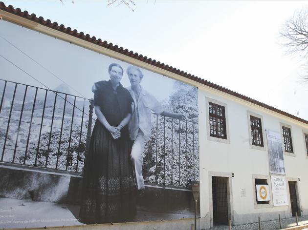 Museu Arpad Szenes - Vieira da Silva