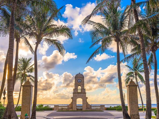 West Palm Beach Florida 2020