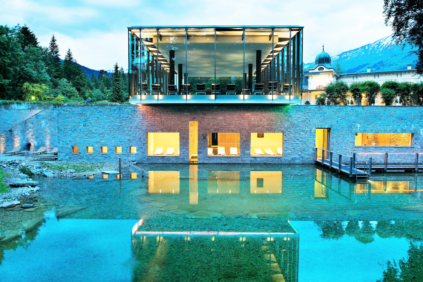 Find the perfect hotel for your Swiss summer staycation