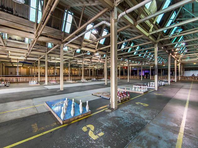 Fowling Warehouse, 2018