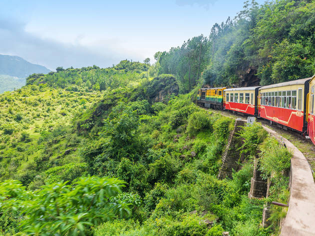 The ultimate guide to Shimla
