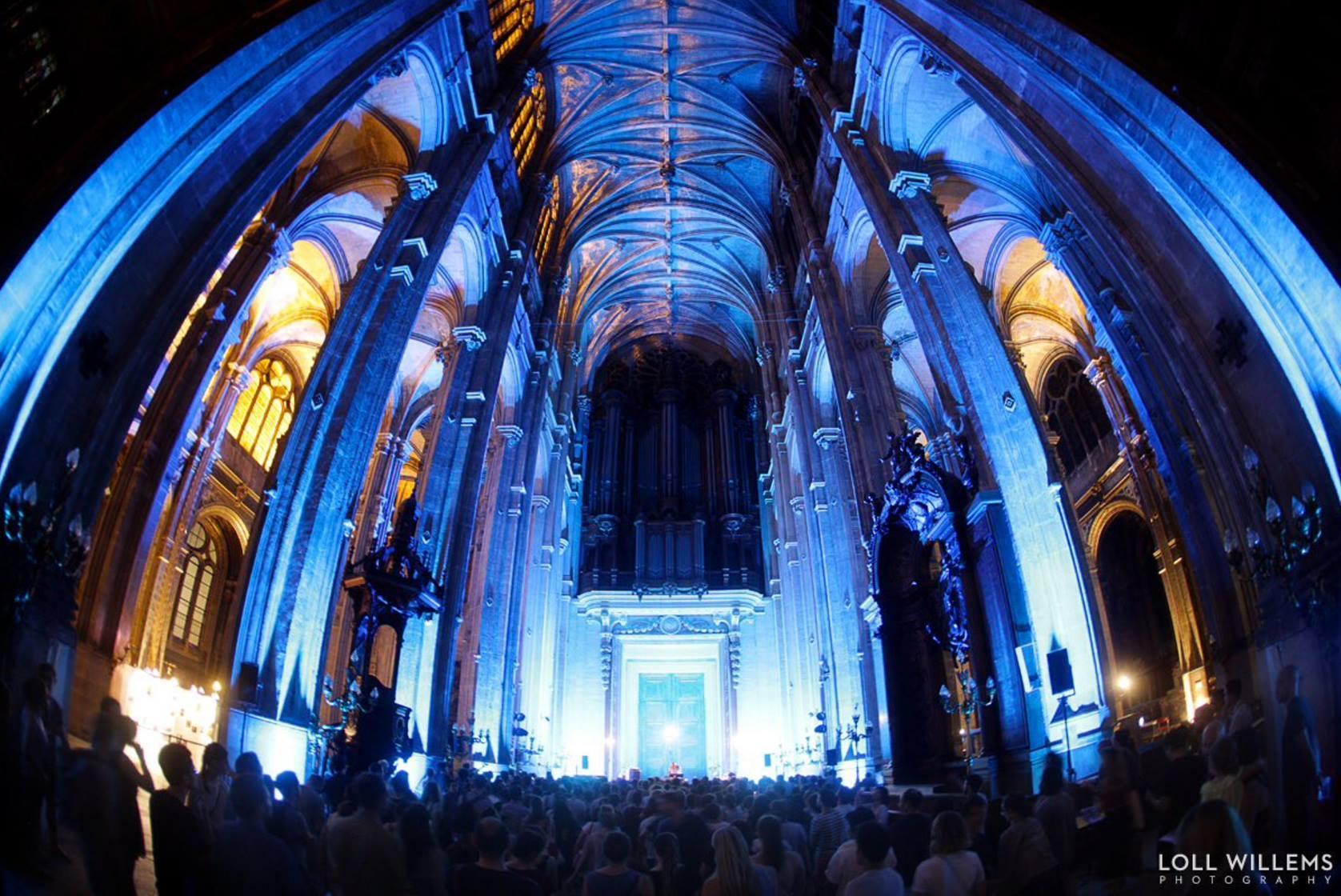 36 heures de musique dans une église en plein Paris !