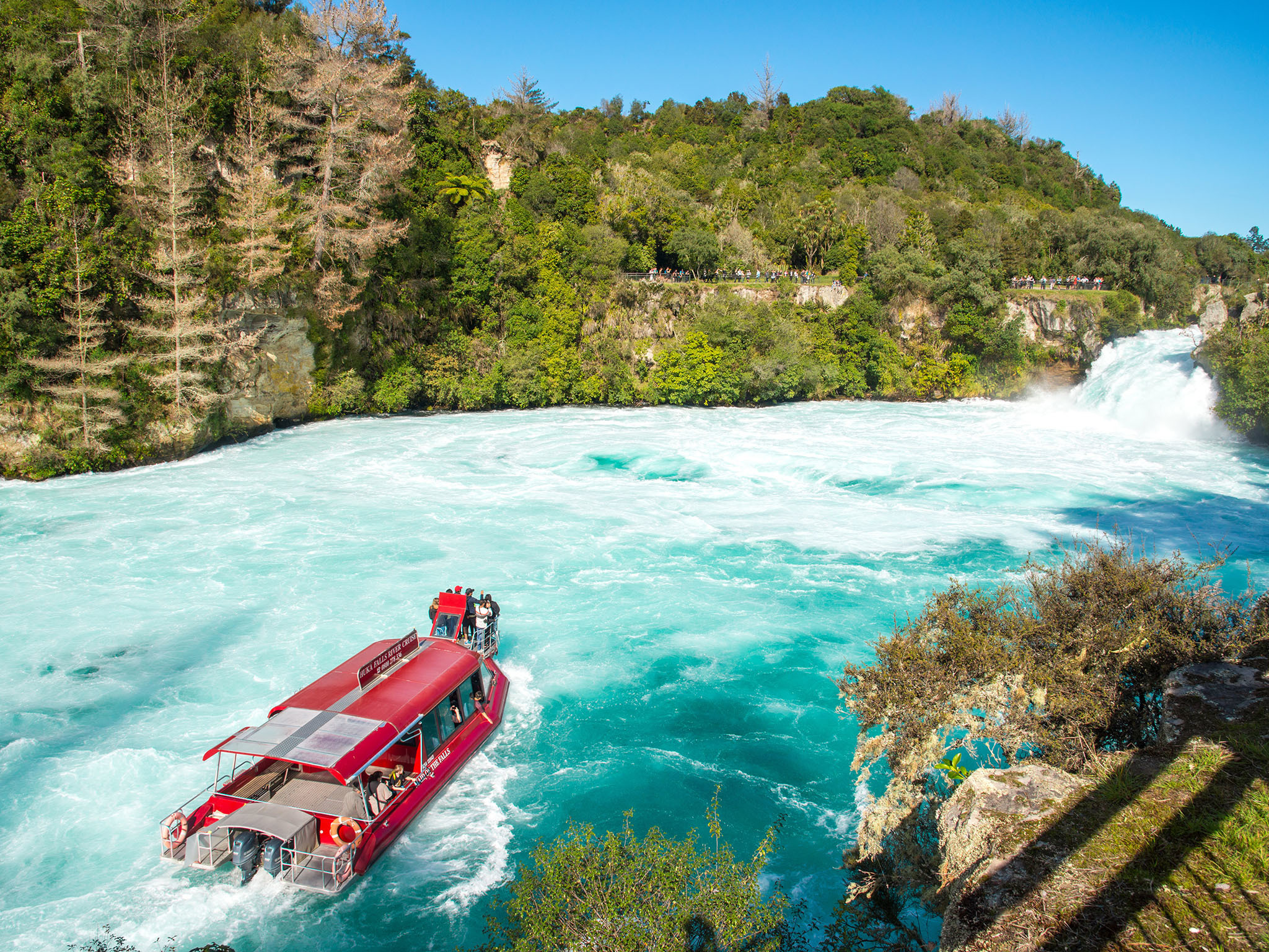 The 9 best things to do in Taupo