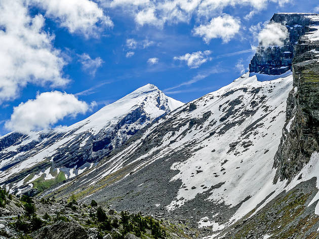 Swiss Alps, for Swiss staycation campaign