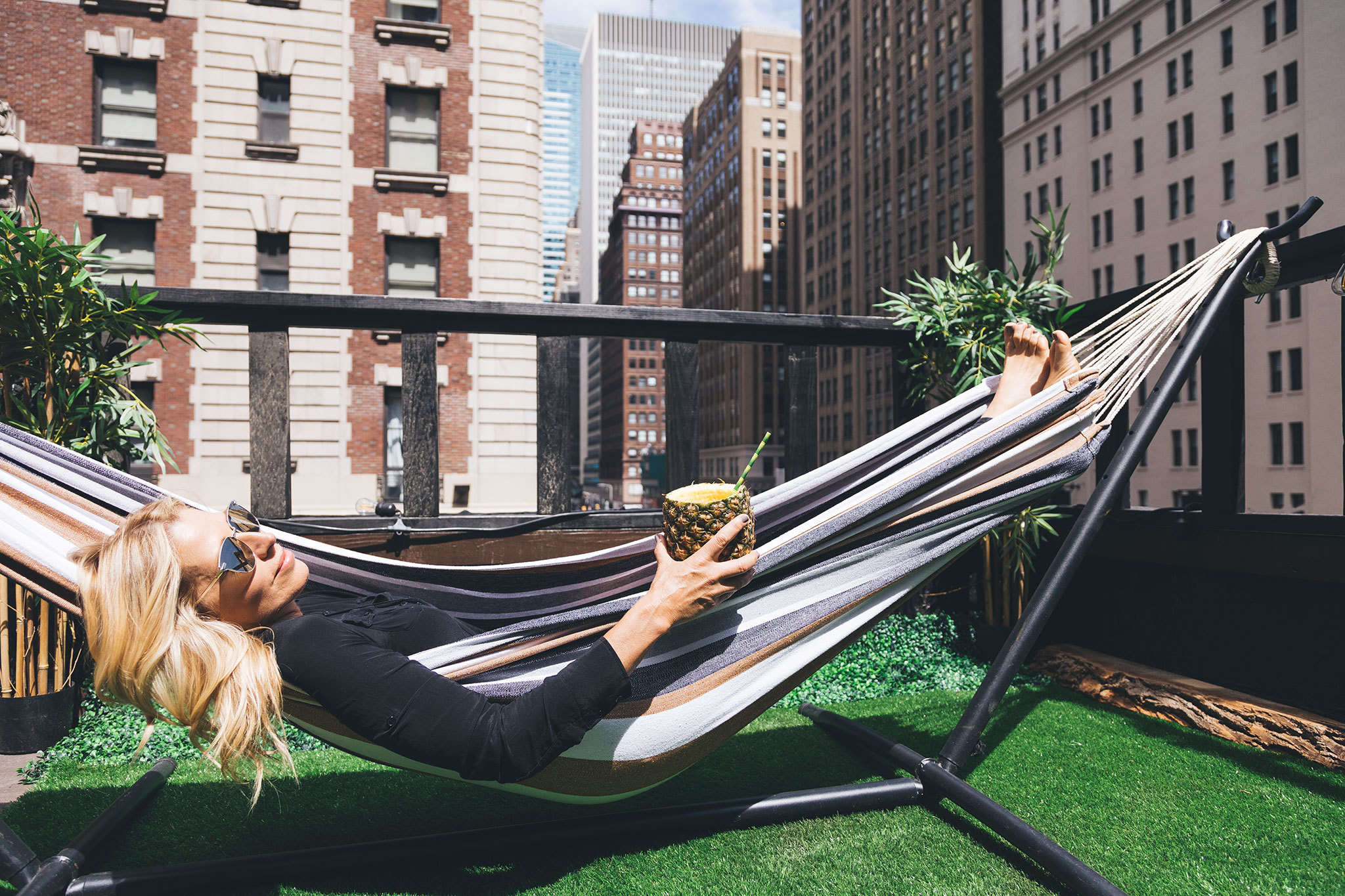 The best new NYC rooftops of 2018