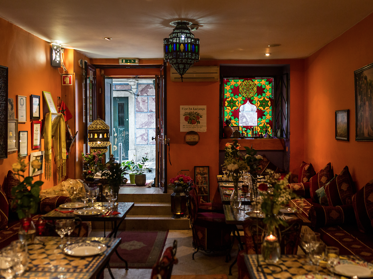 Marrocos: A Flor da Laranja