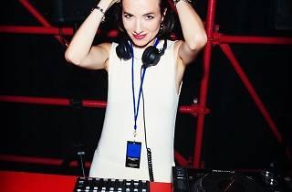Veronica Vasicka en la CDMX