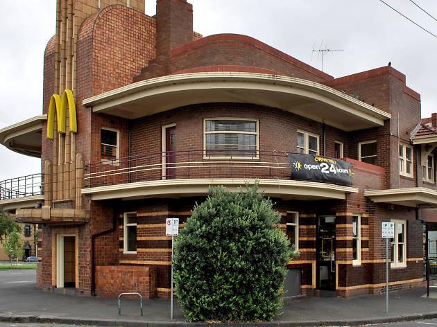 McDonalds Cliffton