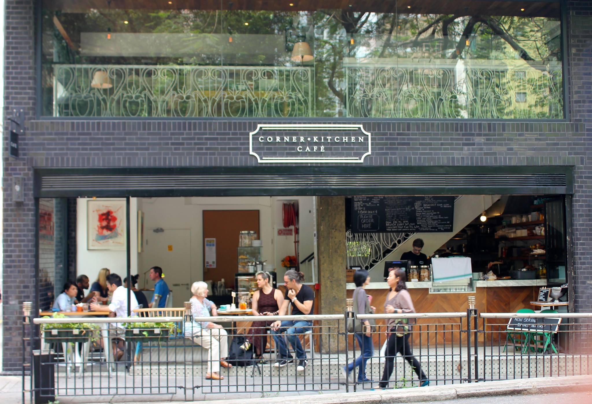 Corner Kitchen Cafe