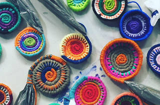 Sustainable Basketry Workshop