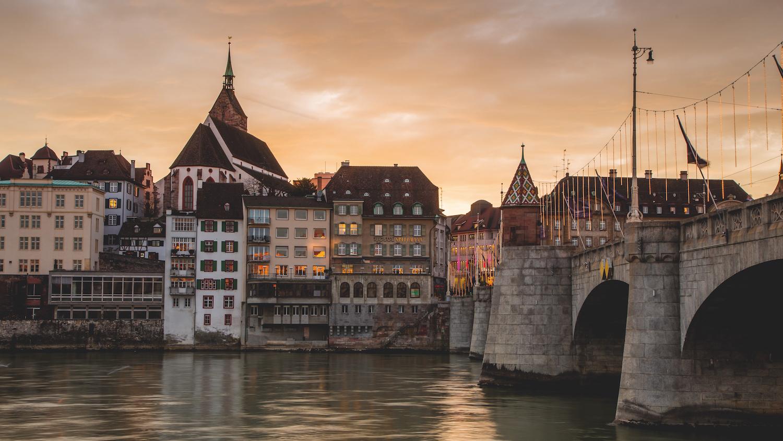 Basel, Mittlere Bruecke