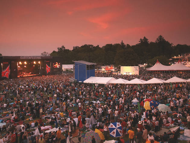 Bern, Gurtenfestival