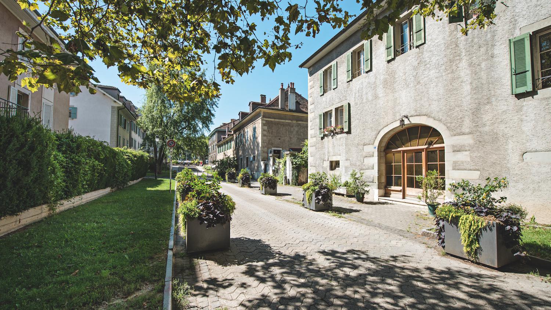 Genf, Carouge