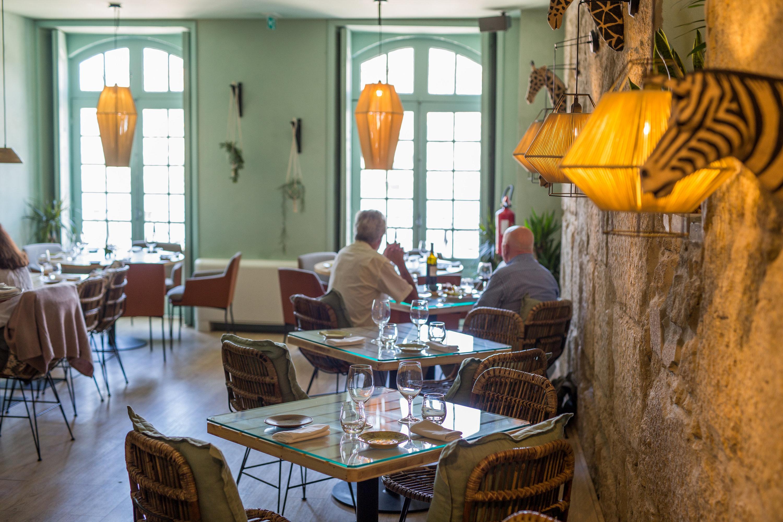 The George Restaurant & Terrace