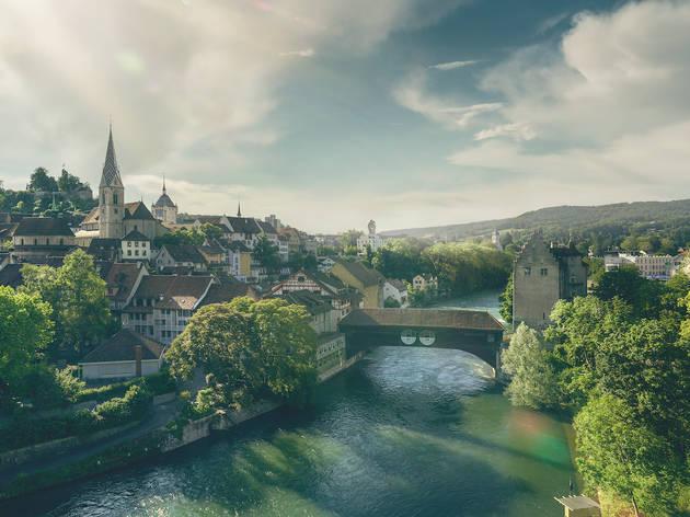Baden, Altstadt