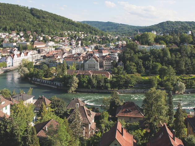 Baden, Stadt