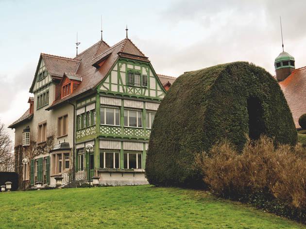 Baden, Museum Langmatt
