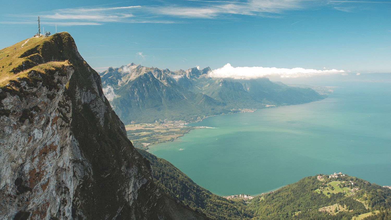 Montreux, Roches de Naye