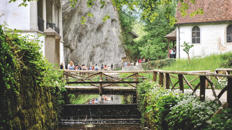 Solothurn, Verenaschlucht