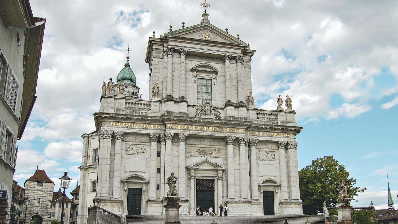 Solothurn, St.Ursen, Kathedrale